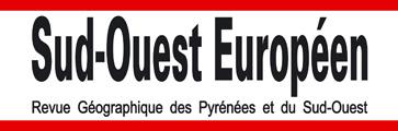 Revue Sud-Ouest Européen