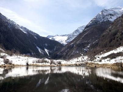 Lac d'Espingo (Pyrénées)